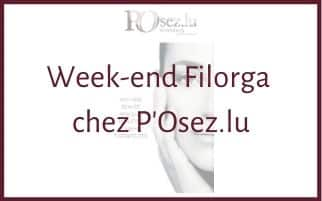 Week-end Filorga au Luxembourg