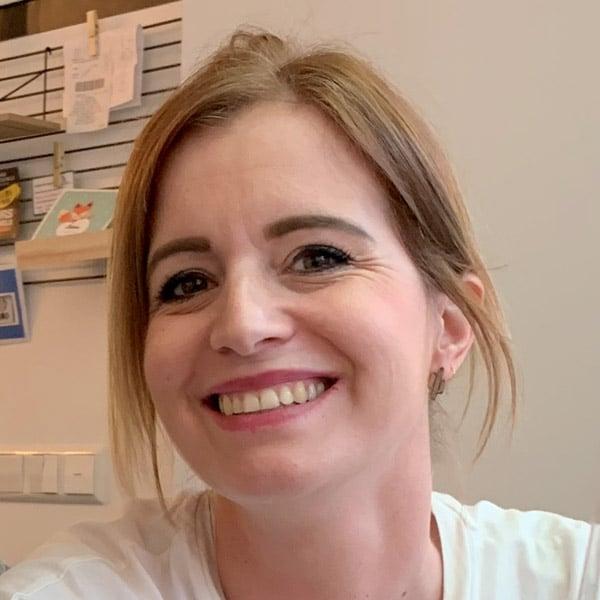 Audrey Rencurosi - Esthéticienne à l'institut de beauté au Luxembourg