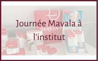 Journée Mavala à l'institut