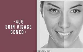 Offre soin visage Geneo – Octobre 2021